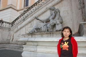 Roma, italy, Oct 2008
